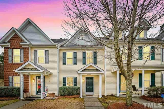 1003 Savin Landing, Knightdale, NC 27545 (#2369520) :: Real Estate By Design