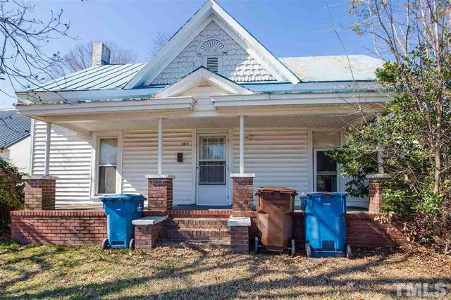 311 N Clinton Avenue, Dunn, NC 28334 (#2369542) :: Sara Kate Homes