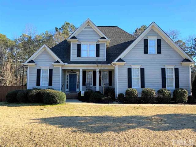 6013 Hunley Drive, Holly Springs, NC 27540 (MLS #2369544) :: EXIT Realty Preferred
