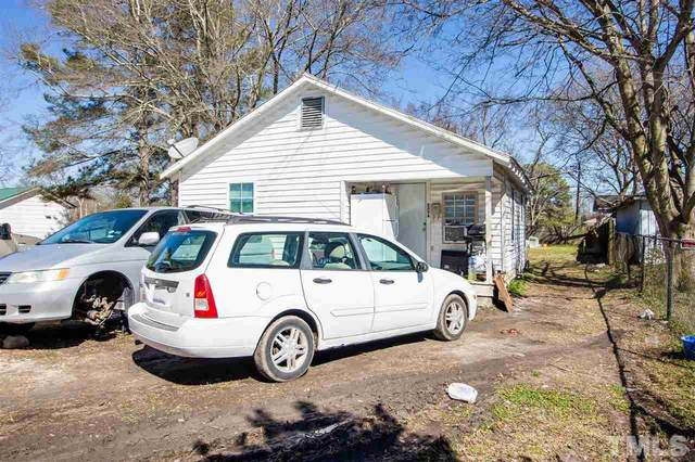809 E Edgerton Street, Dunn, NC 28334 (#2369563) :: The Rodney Carroll Team with Hometowne Realty