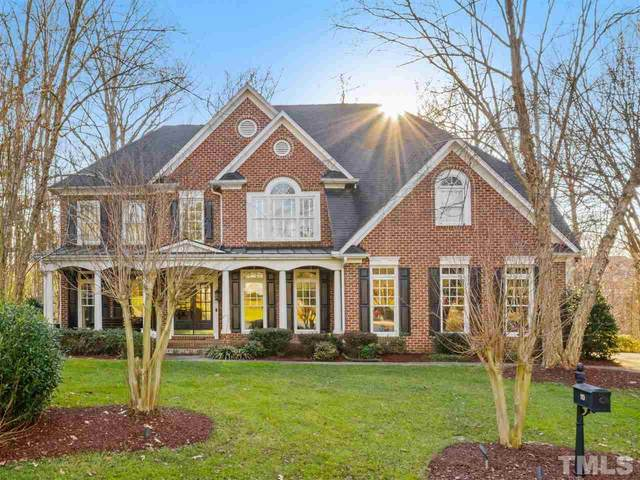 110 Arrowstone Court, Morrisville, NC 27560 (#2369591) :: Triangle Just Listed