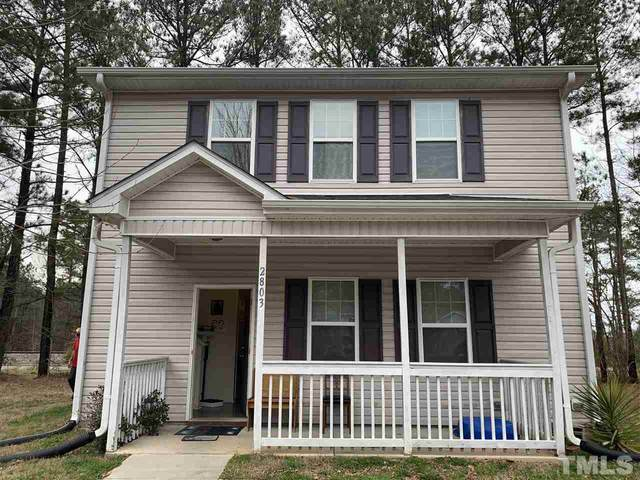2803 Lutz Lane, Durham, NC 27703 (MLS #2369600) :: The Oceanaire Realty