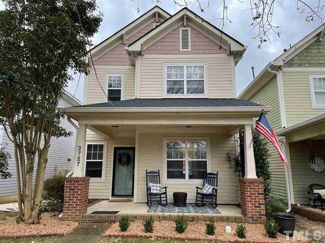 2727 Falls River Avenue, Raleigh, NC 27614 (#2369612) :: Real Estate By Design