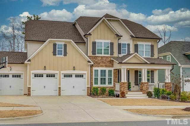 705 Rambling Oaks Lane, Holly Springs, NC 27540 (#2369613) :: Classic Carolina Realty