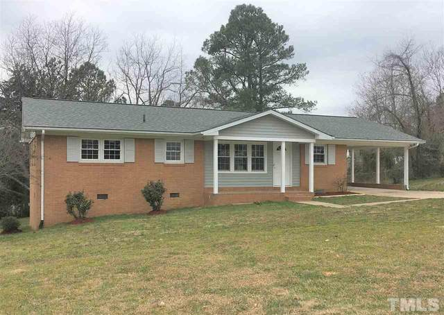 4001 Chaucer Drive, Durham, NC 27705 (#2369621) :: The Perry Group