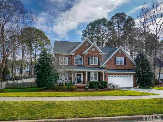 115 Kellyridge Drive, Apex, NC 27502 (#2369625) :: Choice Residential Real Estate