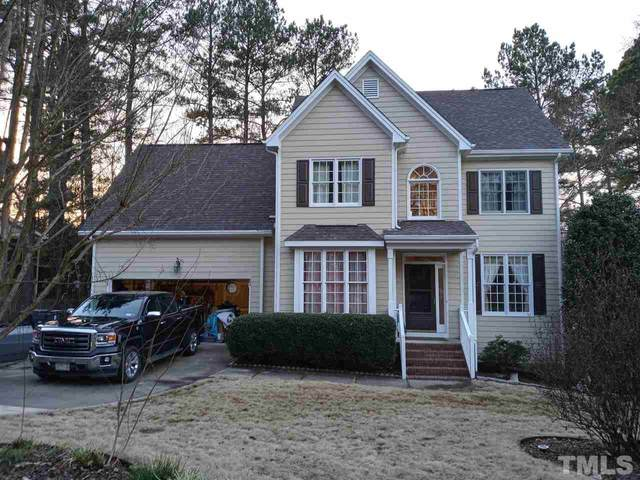 1005 Heathwood Dairy Road, Apex, NC 27502 (#2369630) :: Choice Residential Real Estate