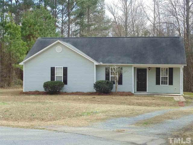 380 Gray Ghost Street, Benson, NC 27504 (#2369645) :: The Rodney Carroll Team with Hometowne Realty