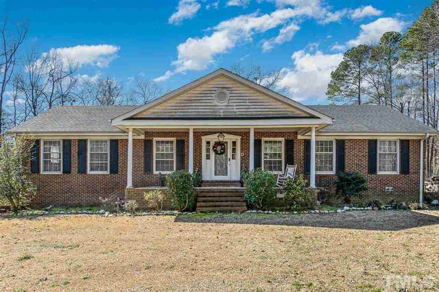 9301 Nc 27 W, Lillington, NC 27546 (MLS #2369651) :: The Oceanaire Realty