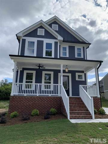 527 E Pine Avenue, Wake Forest, NC 27587 (#2369670) :: M&J Realty Group