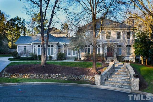 112 Lynwood Place, Chapel Hill, NC 27517 (#2369673) :: Choice Residential Real Estate