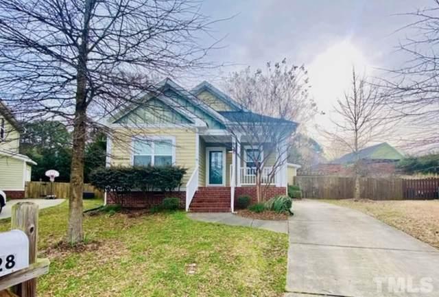 928 Dorothy Sanders Way, Raleigh, NC 27601 (#2369680) :: Sara Kate Homes