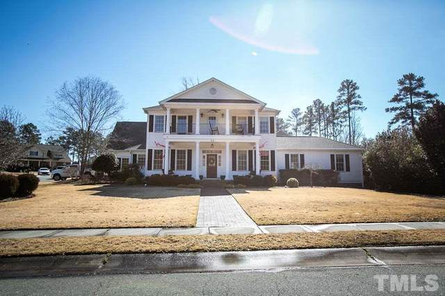 24 S Holiday Drive, Pittsboro, NC 27312 (#2369703) :: The Perry Group