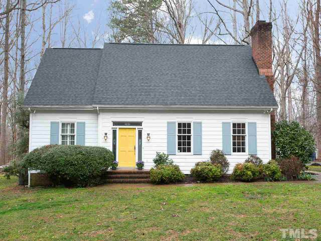 108 Foxridge Road, Chapel Hill, NC 27514 (#2369716) :: The Rodney Carroll Team with Hometowne Realty