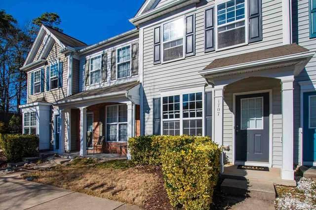 1707 Grace Brook Road, Raleigh, NC 27609 (MLS #2369744) :: EXIT Realty Preferred