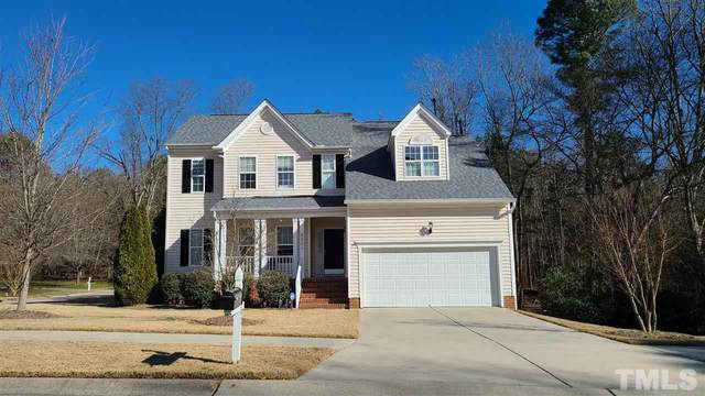2501 Cherry Blossom Drive, Durham, NC 27703 (#2369765) :: The Rodney Carroll Team with Hometowne Realty