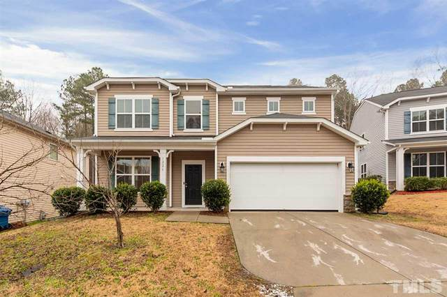 1226 Golden Eagle Drive, Durham, NC 27704 (MLS #2369766) :: The Oceanaire Realty
