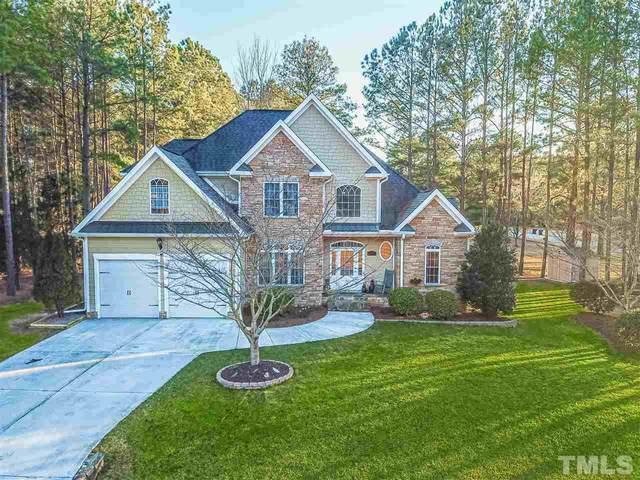272 Creekside Drive, Sanford, NC 27330 (MLS #2369794) :: EXIT Realty Preferred