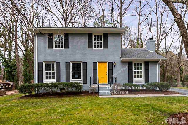 508 Northclift Drive, Raleigh, NC 27609 (MLS #2369799) :: EXIT Realty Preferred
