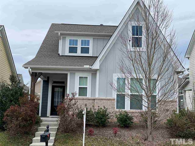 1137 Pemberly Avenue, Morrisville, NC 27560 (#2369807) :: M&J Realty Group