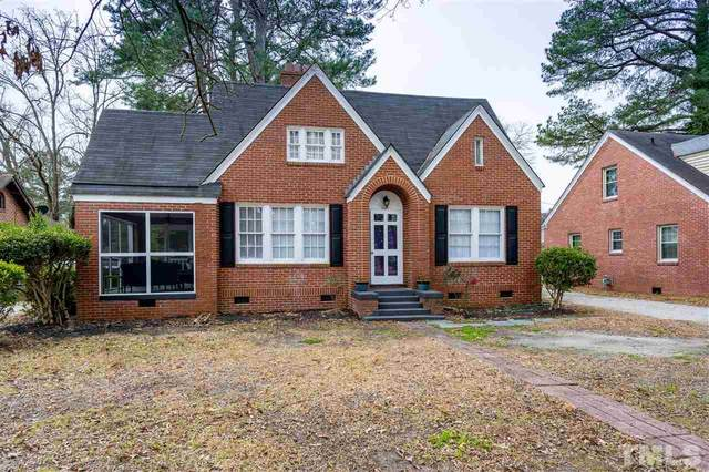 1219 Eastern Avenue, Rocky Mount, NC 27801 (#2369810) :: Triangle Just Listed