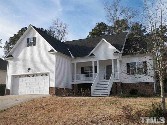 7820 Lagenaria Drive, Angier, NC 27501 (#2369815) :: The Rodney Carroll Team with Hometowne Realty