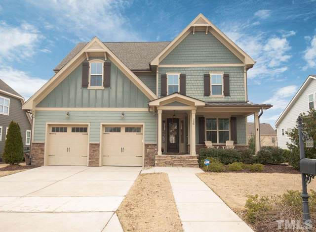 209 Springtime Fields Lane, Wake Forest, NC 27587 (#2369828) :: M&J Realty Group