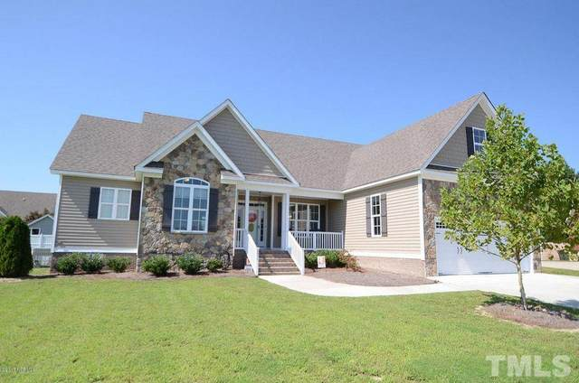 4511 Falconcrest Court, Wilson, NC 27896 (#2369845) :: Classic Carolina Realty