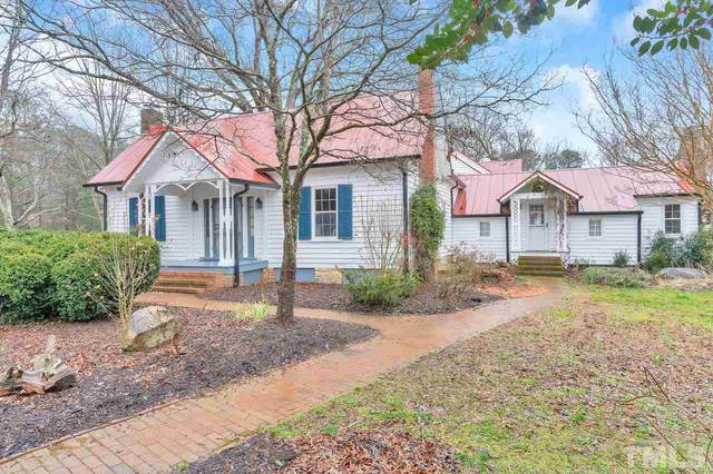 3215 Mt Gilead Church Road, Pittsboro, NC 27312 (#2369864) :: M&J Realty Group