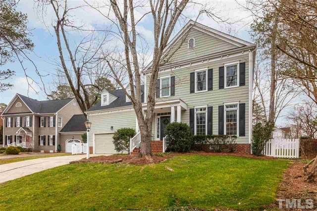 5 Fenton Place, Chapel Hill, NC 27517 (#2369885) :: M&J Realty Group
