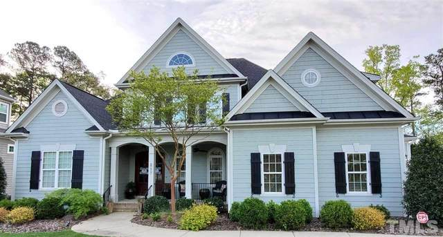 217 Morning Oaks Drive, Holly Springs, NC 27540 (#2369902) :: The Jim Allen Group