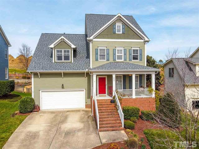 917 Coral Bell Drive, Wake Forest, NC 27587 (#2369926) :: M&J Realty Group