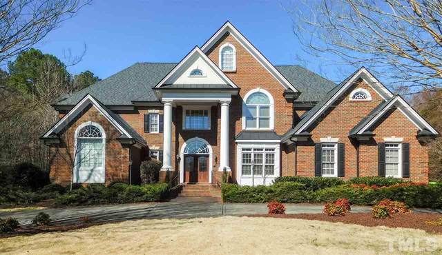 6564 Wakefalls Drive, Wake Forest, NC 27587 (#2369934) :: M&J Realty Group
