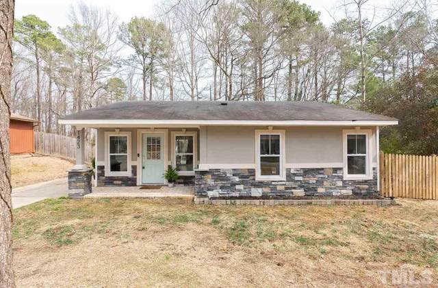 1423 Old Buckhorn Road, Garner, NC 27529 (MLS #2369950) :: The Oceanaire Realty