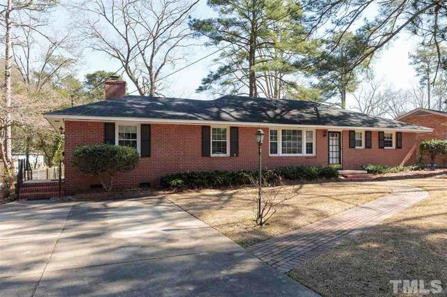 513 Smallwood Drive, Rocky Mount, NC 27804 (MLS #2369972) :: On Point Realty