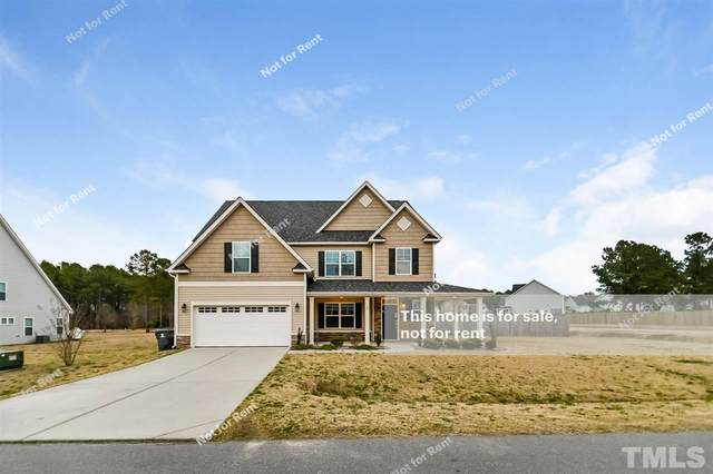 18 Saltwater Cove, Clayton, NC 27520 (MLS #2369979) :: The Oceanaire Realty
