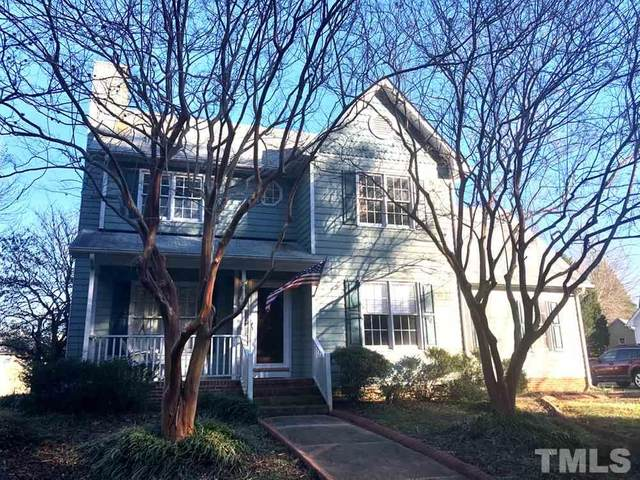 805 S White Street, Wake Forest, NC 27587 (MLS #2370024) :: The Oceanaire Realty