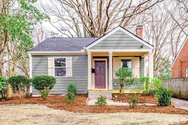 2510 Highland Avenue, Durham, NC 27005 (#2370030) :: The Rodney Carroll Team with Hometowne Realty