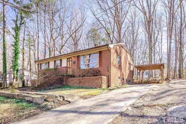 1707 Smith Level Road, Chapel Hill, NC 27516 (MLS #2370032) :: The Oceanaire Realty