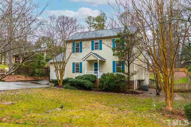 5825 Sandstone Drive, Durham, NC 27713 (#2370034) :: The Rodney Carroll Team with Hometowne Realty