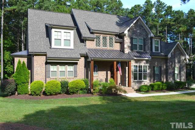 6121 Purnell Road, Wake Forest, NC 27587 (MLS #2370036) :: The Oceanaire Realty