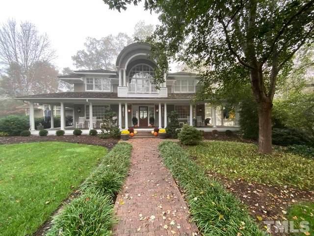 217 Lancaster Drive, Chapel Hill, NC 27517 (#2370038) :: The Jim Allen Group