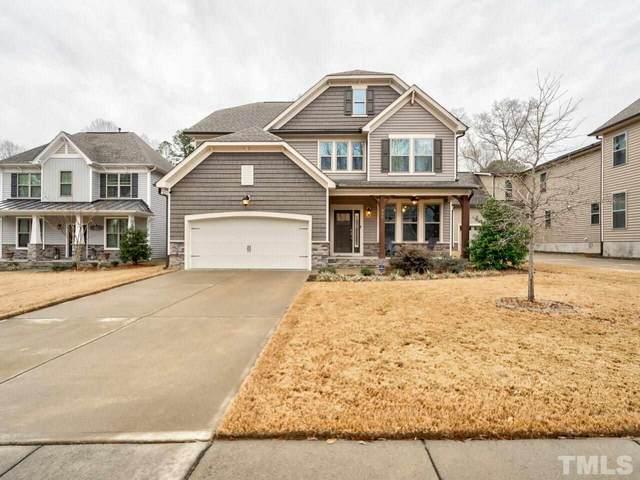 826 Culmore Drive, Fuquay Varina, NC 27526 (#2370057) :: Classic Carolina Realty