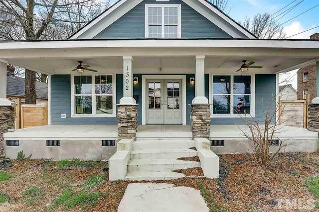 1302 E Main Street, Durham, NC 27703 (MLS #2370062) :: The Oceanaire Realty
