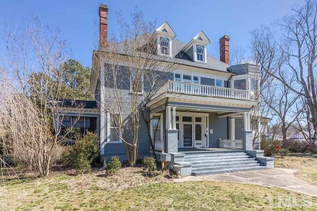 315 Raleigh Street, Oxford, NC 27565 (MLS #2370089) :: The Oceanaire Realty