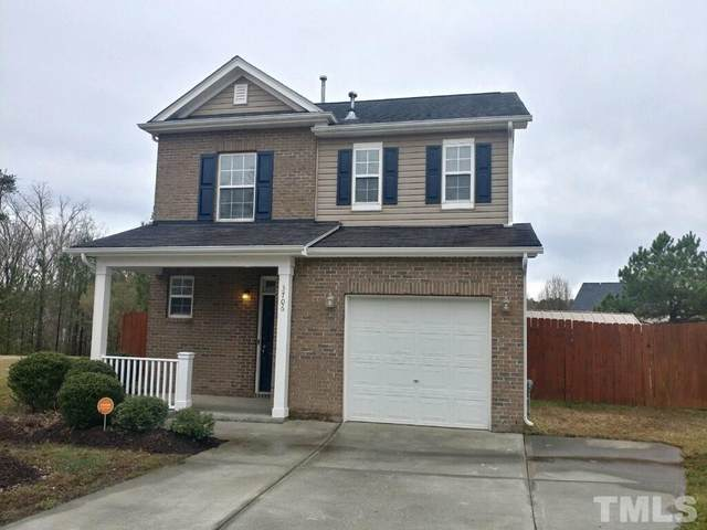 3706 Turquoise Drive, Durham, NC 27703 (MLS #2370090) :: The Oceanaire Realty