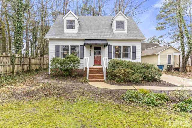231 Pineview Road, Durham, NC 27707 (#2370100) :: Spotlight Realty