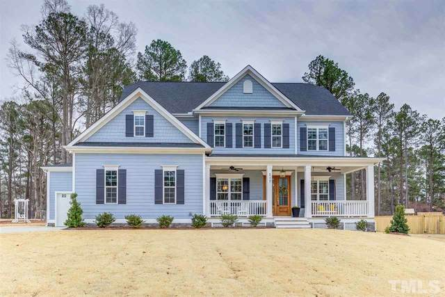 217 Congleton Way, Holly Springs, NC 27540 (MLS #2370127) :: The Oceanaire Realty