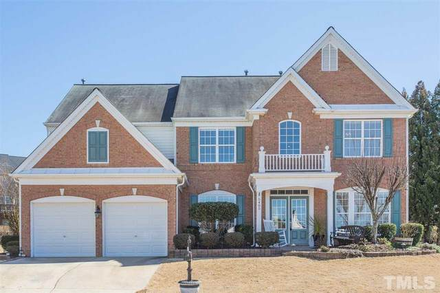 5405 Glorietta Circle, Raleigh, NC 27613 (#2370159) :: Real Properties