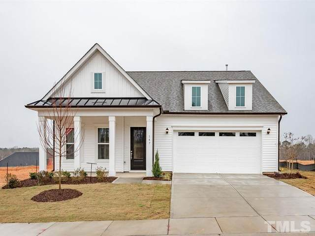1106 Hodgson Lane, Fuquay Varina, NC 27526 (#2370179) :: Choice Residential Real Estate